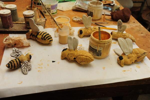 Bee making