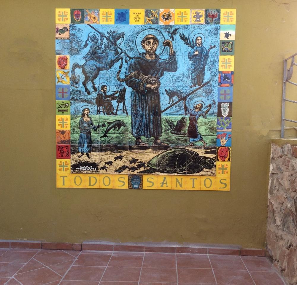 Todos+mural